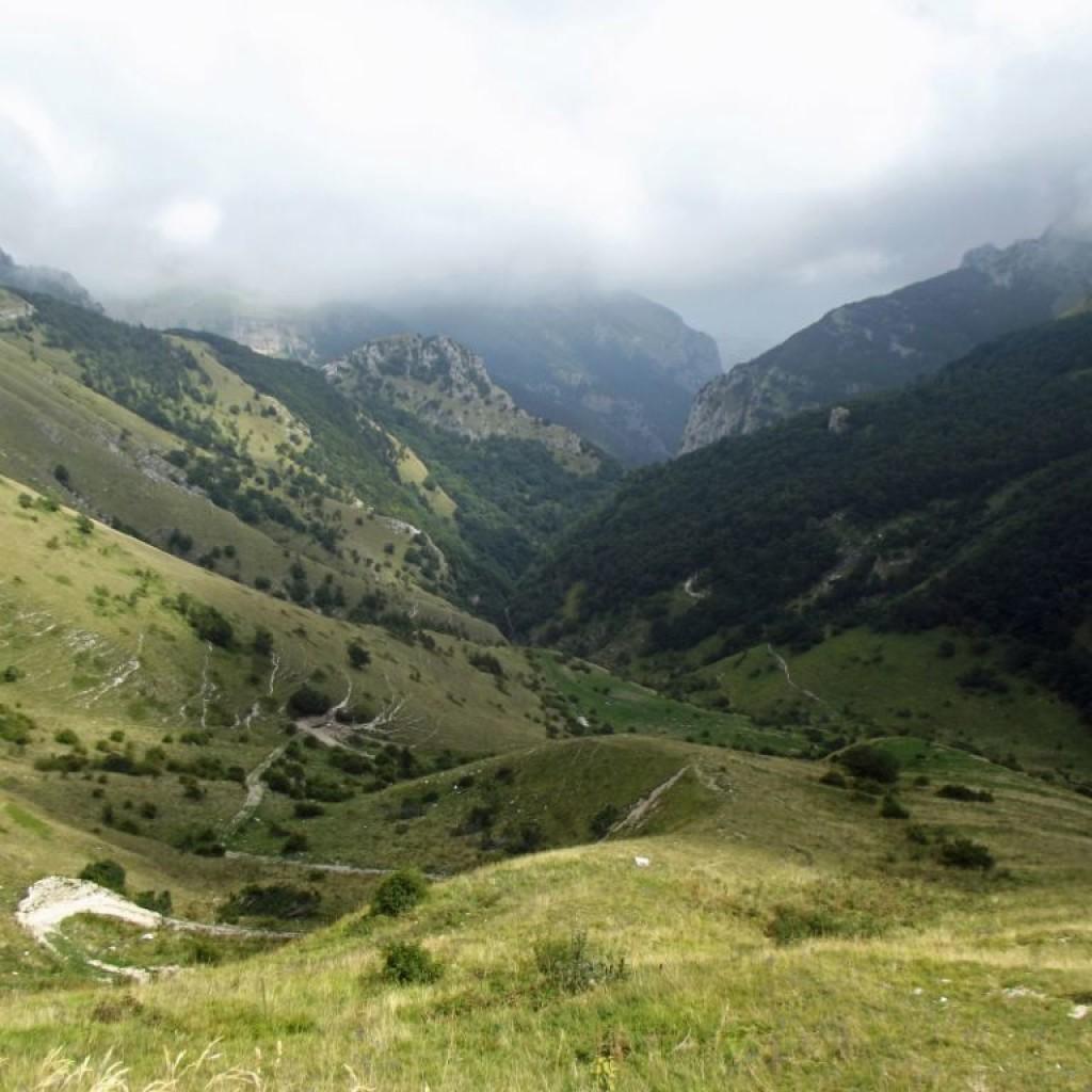 valle dell'ambro