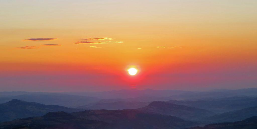 alba al balzo rosso
