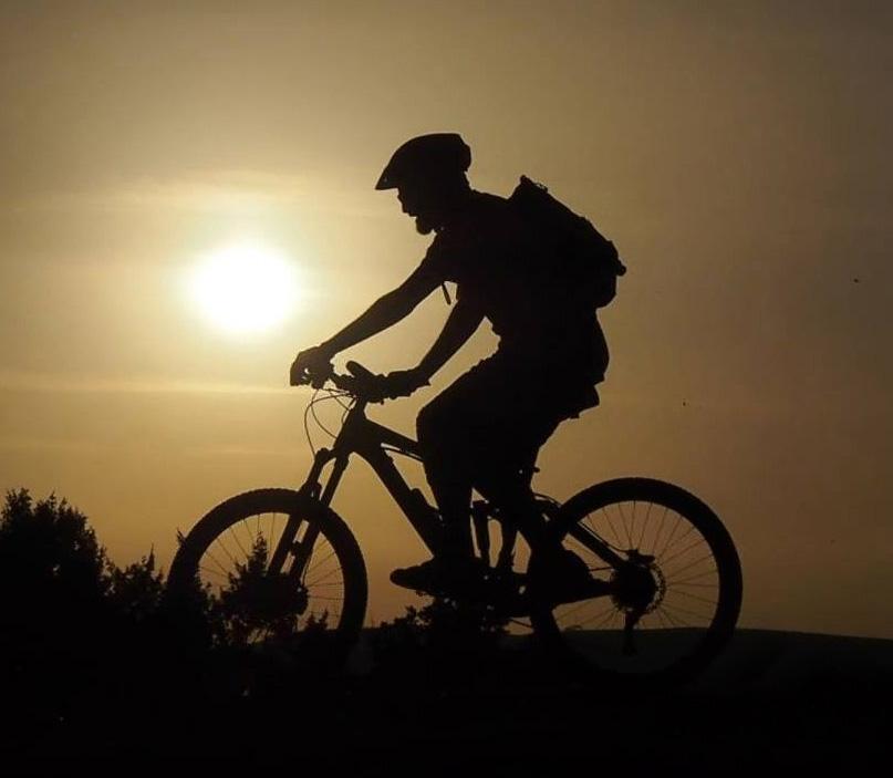 tramonto al monte torrone