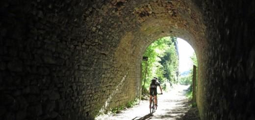 vecchia ferrovia Spoleto - Norcia