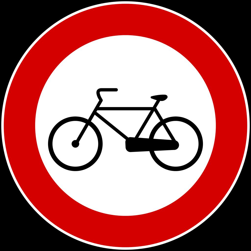 divieto-accesso-bici