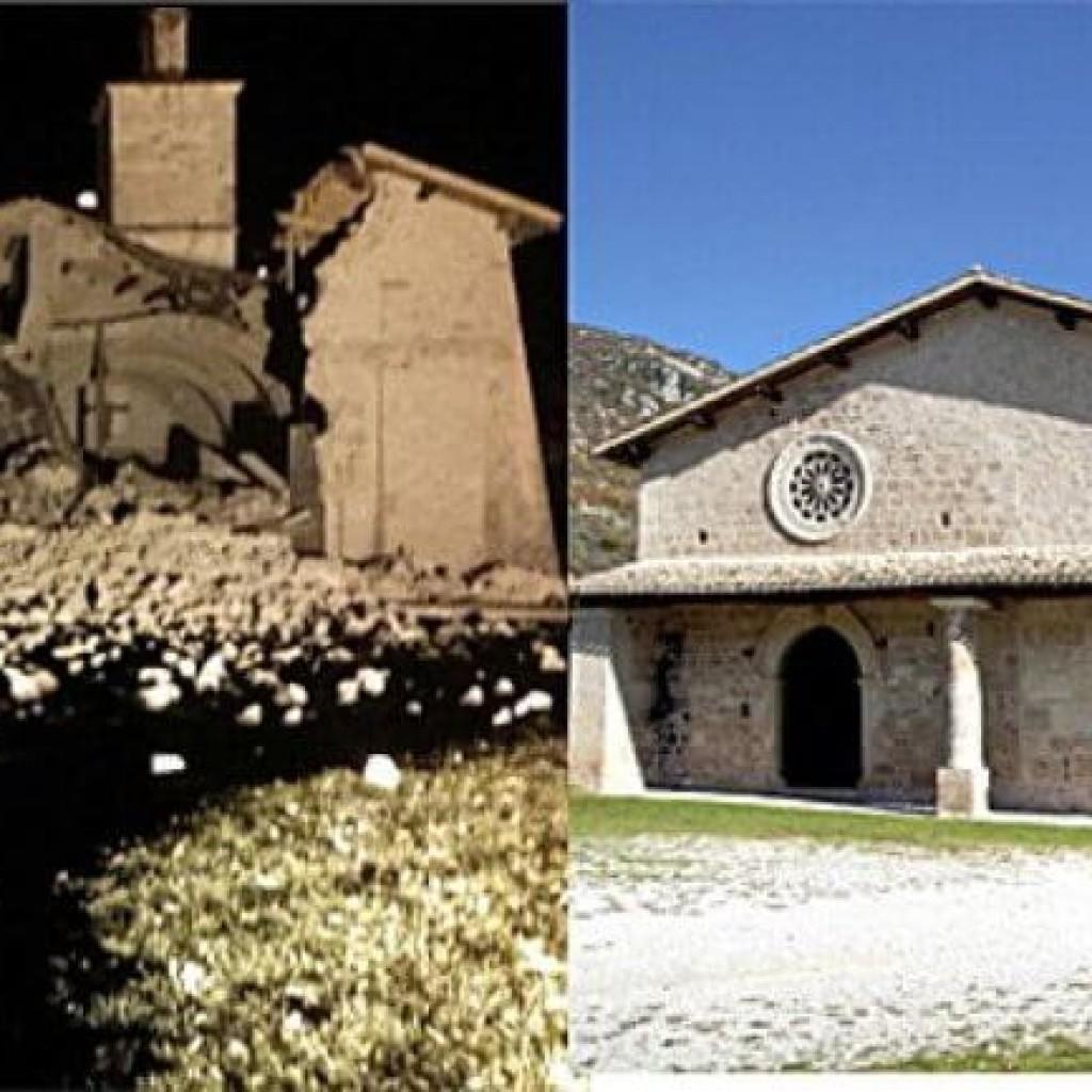 Abbazia S. Salvatore - Campi Vecchio