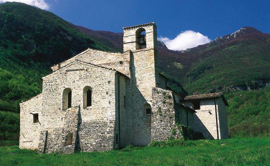 abbazia di piobbico - sarnano