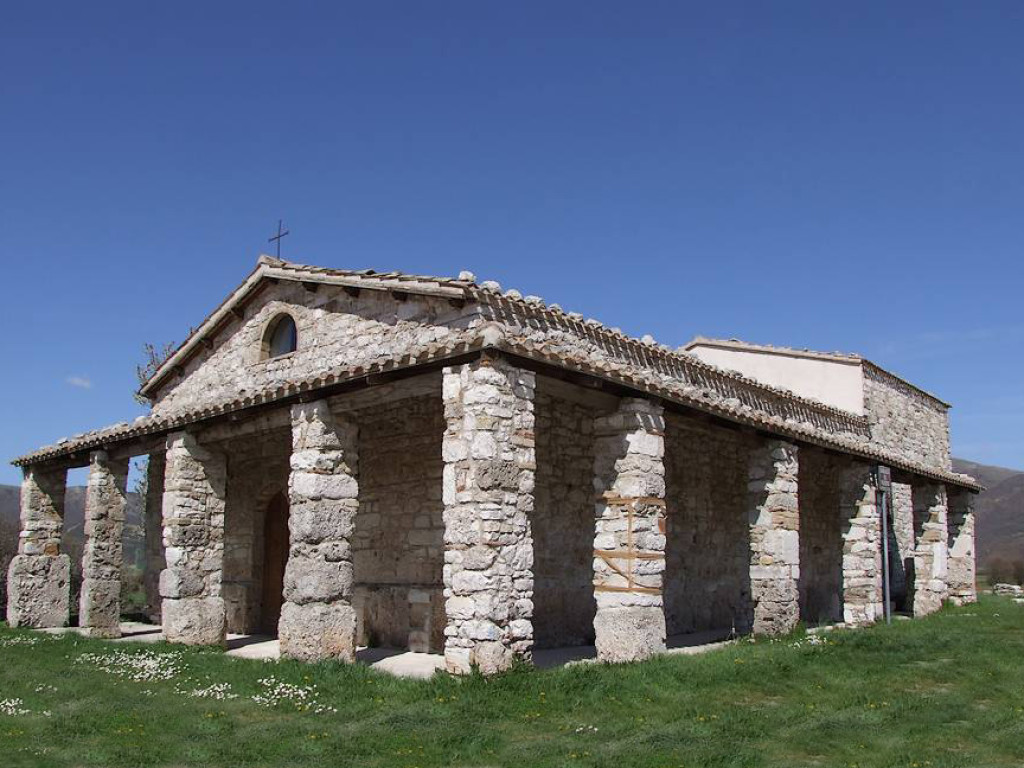 basilica di plestia
