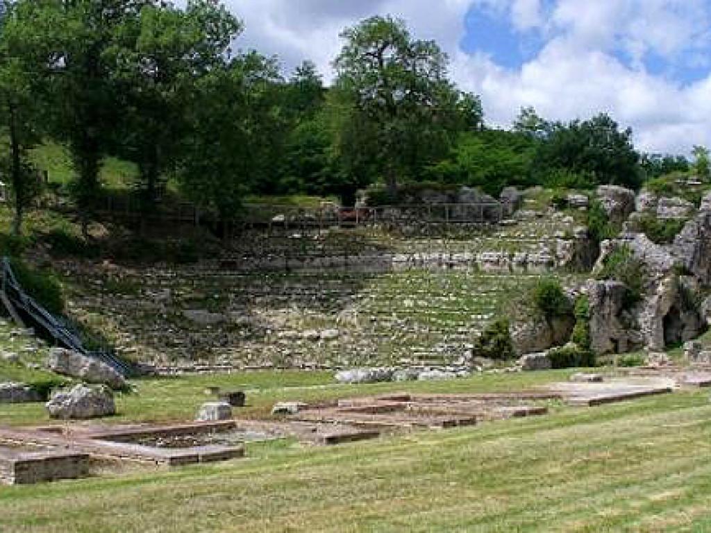 parco archeologico urbs salvia
