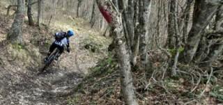 sentiero dei rocciatori