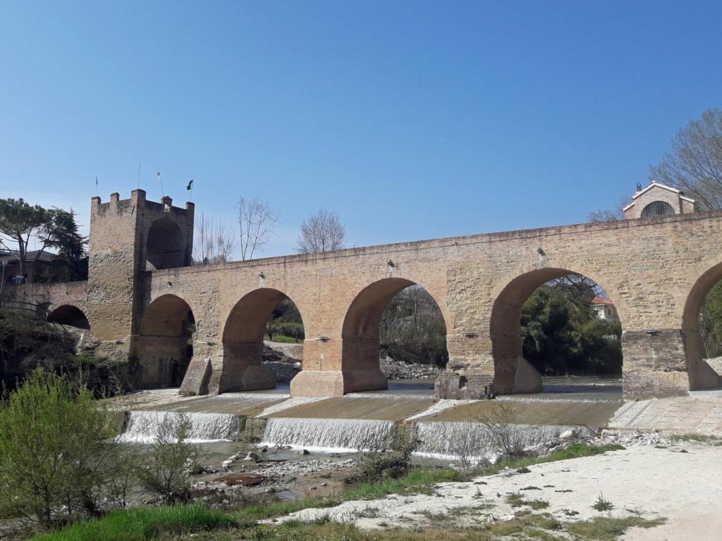 Tolentino - Ponte del Diavolo